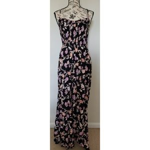 Band of Gypsies Pants - Floral Jumpsuit